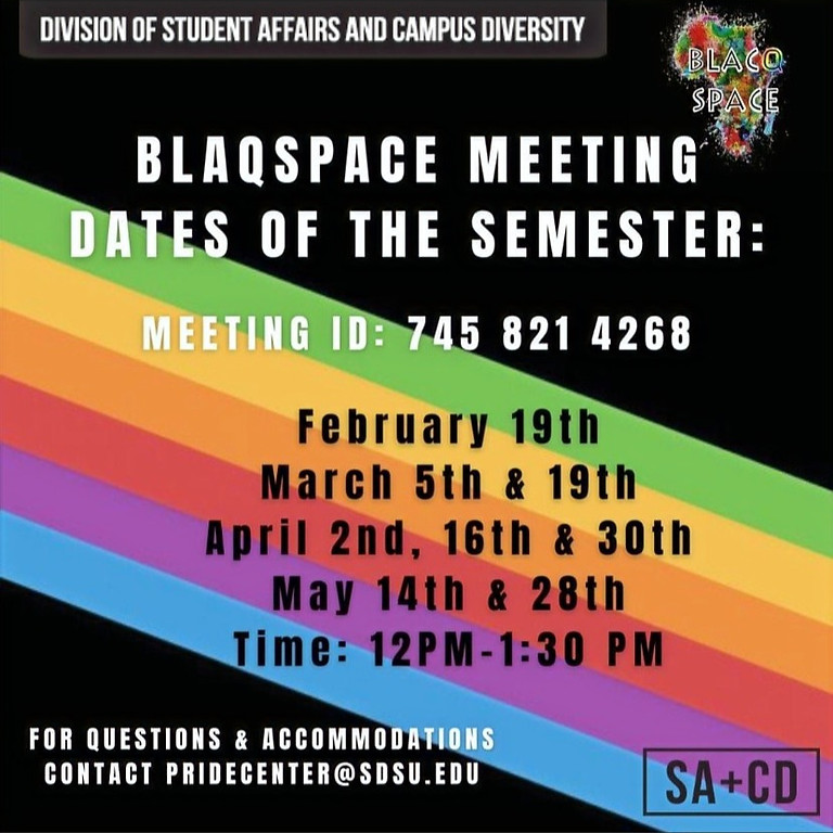 BLAQSPACE Support Group