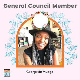 Georgette Mudogo (she/her)