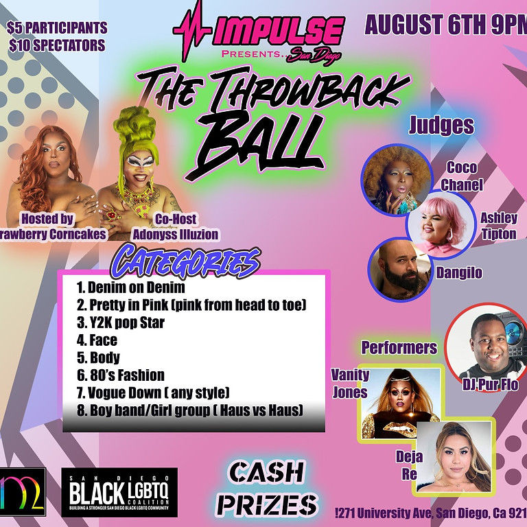 The Throwback Ball