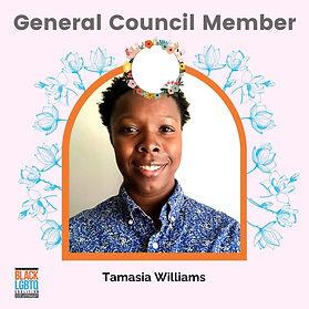 Tamasia Williams (she/her)