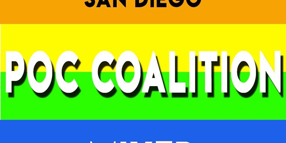 San Diego POC Coalition Mixer