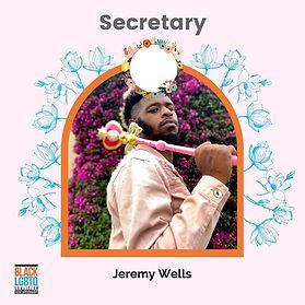 Jeremy Wells (he/him)