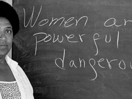 Deliberate & Afraid of Nothing: Audre Lorde