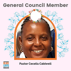 Pastor Cecelia Caldwell (she/her)
