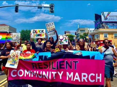 Pride Resilient March