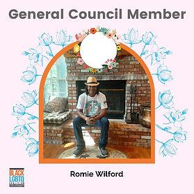 Pastor Romie Wilford (he/him)