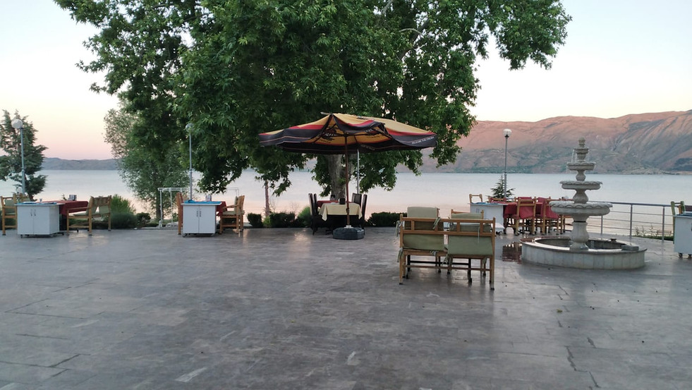 Turpol Restoran Balkon