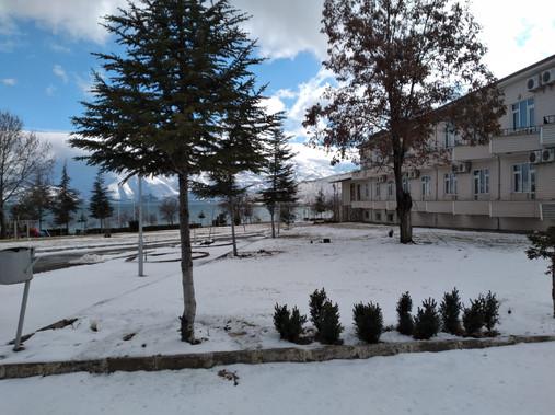 Turpol Otel Kış Mevsiminde de Açık