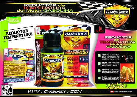CARBUREX - REDUCTOR TEMPERATURA CALOR MO