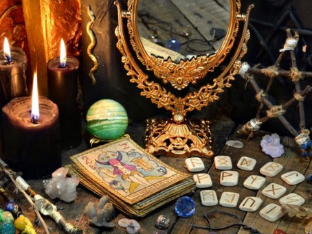 TALISMANS Magic-for Love, Money, and Protection
