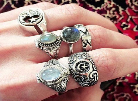 Powerful Magic Rings for love, money, marriage, protection and lottery