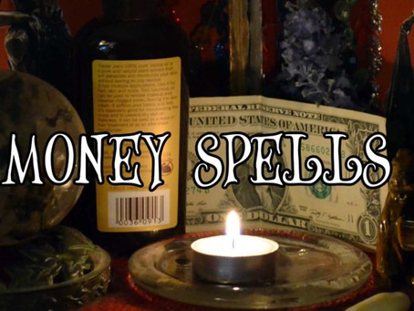 FREE MONEY SPELL THAT WORKS