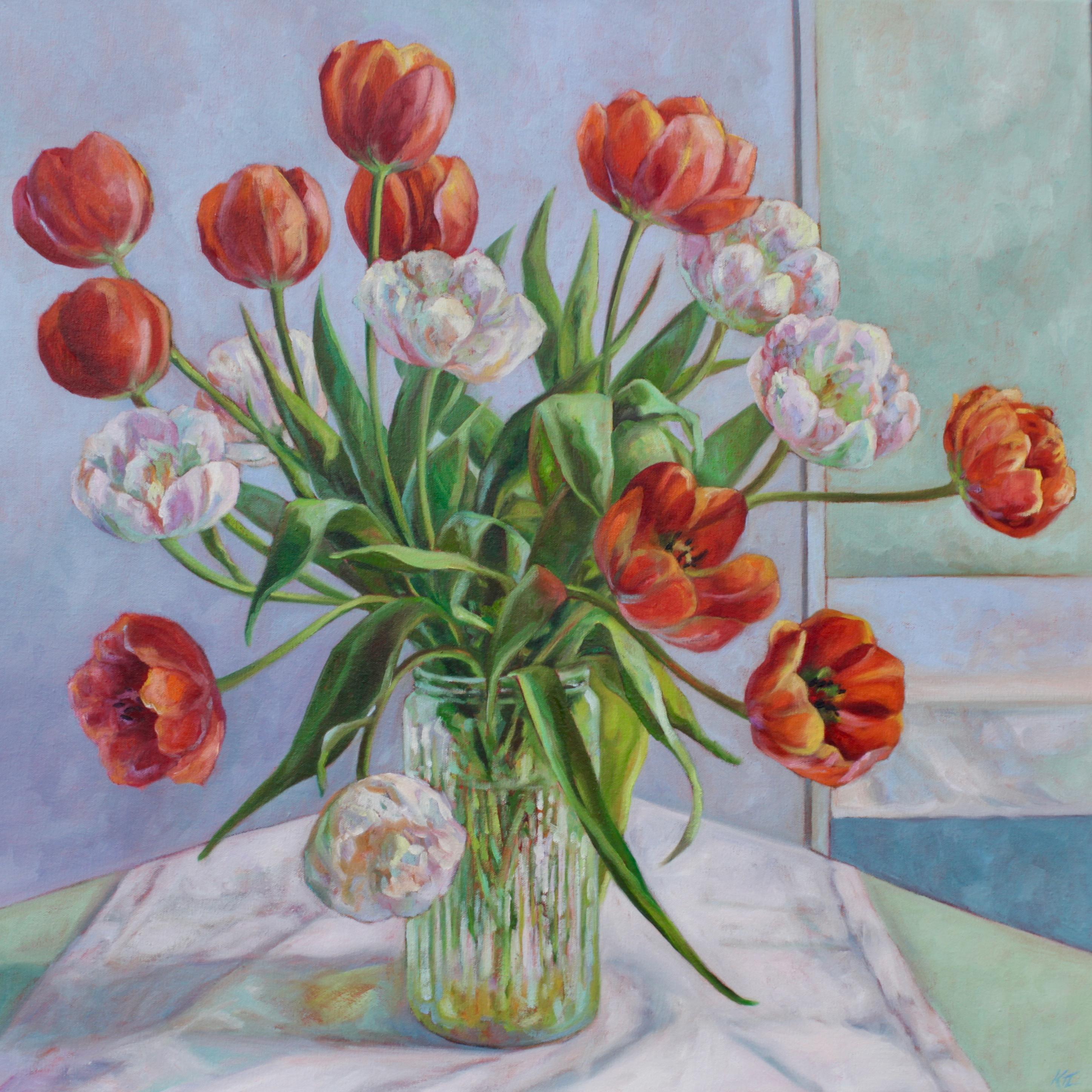 Ostend Tulips