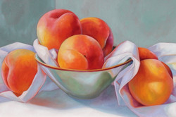 Apricots in Summer Light