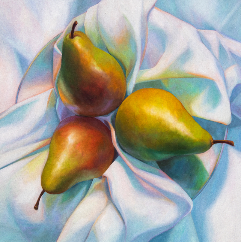 Pears from Above