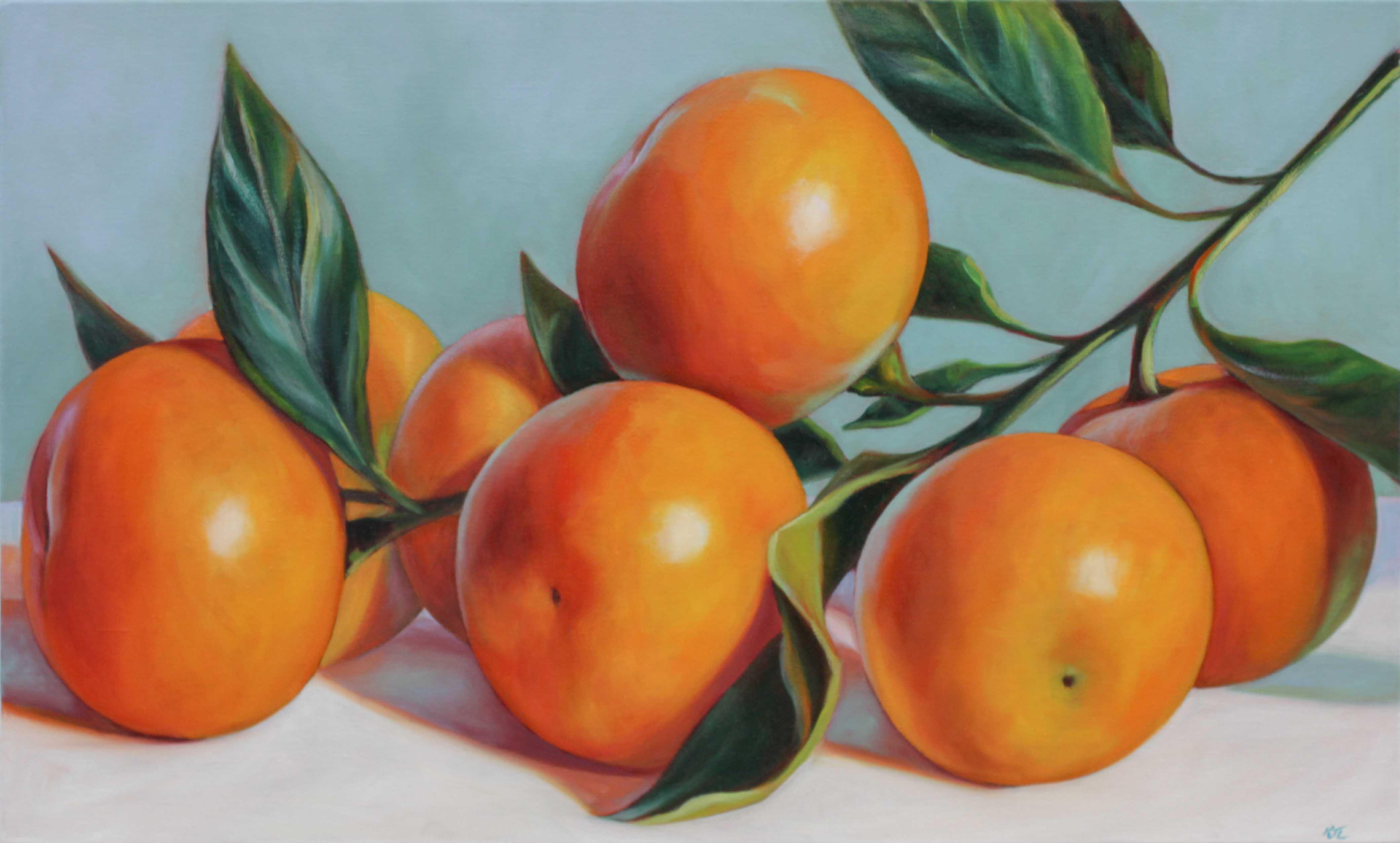 Mandarin Season