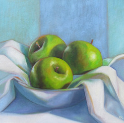 Granny Smith Feeling Blue