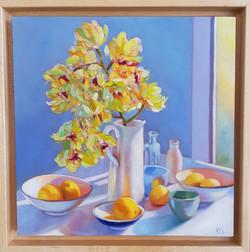 Little Orchids and Lemons