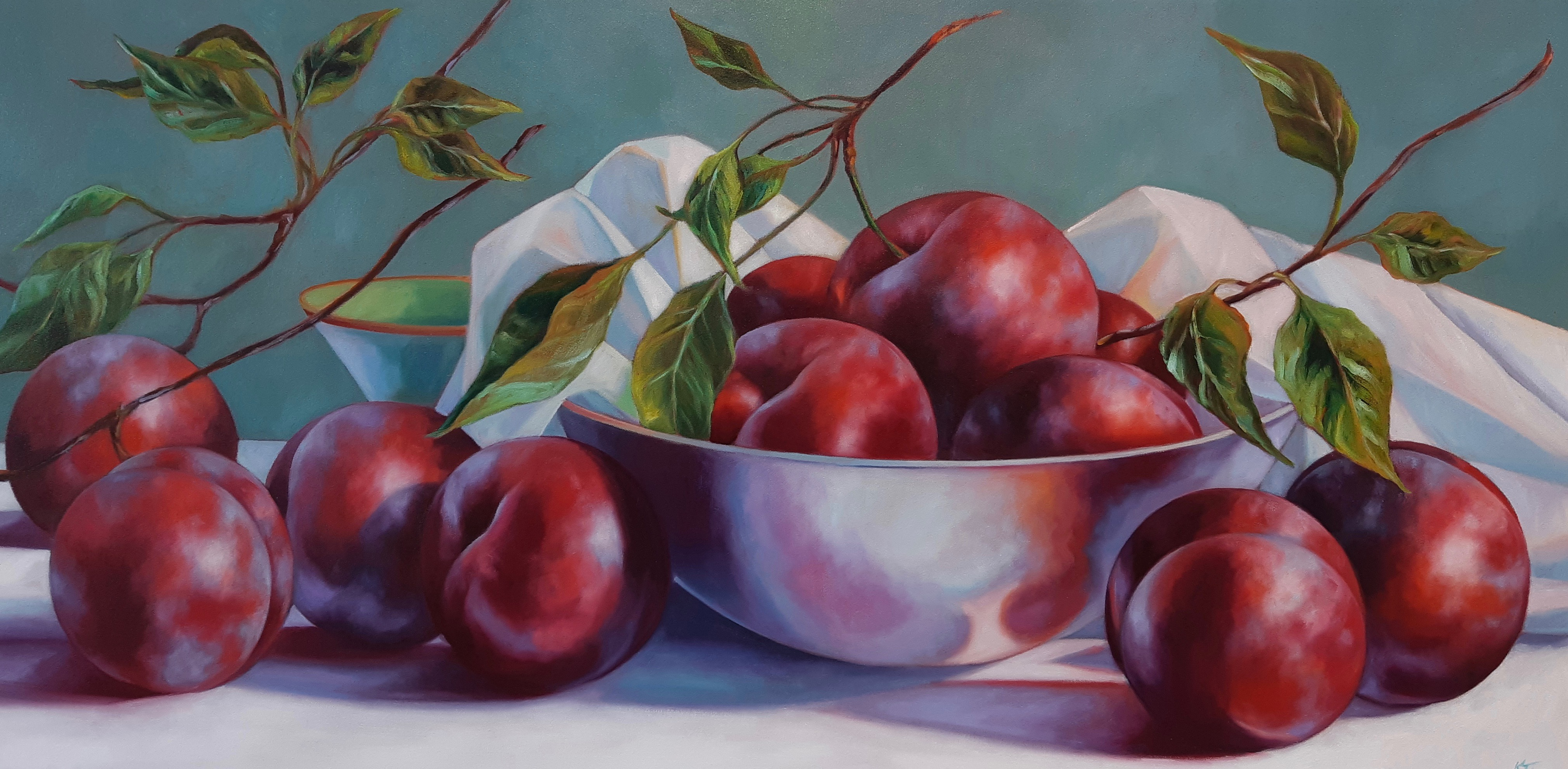 Maggie's Plums