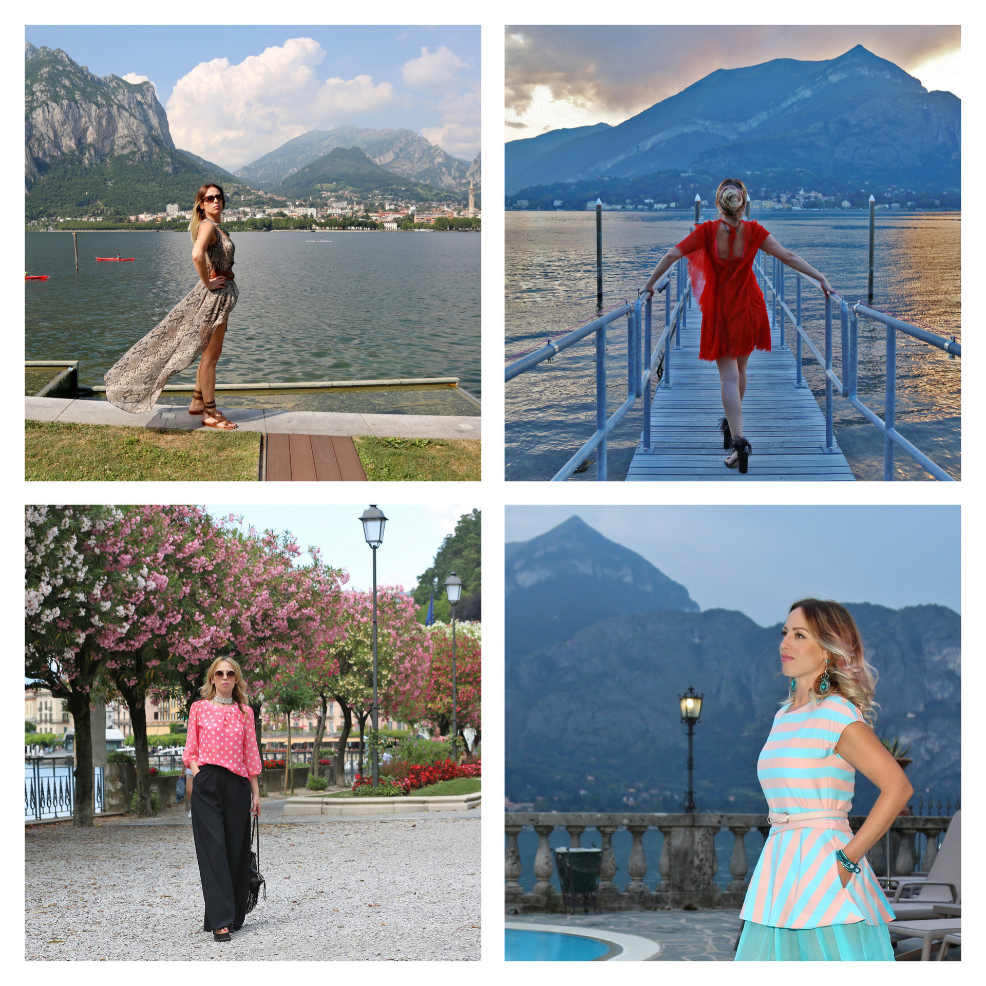 The Outfit Tourist Guide