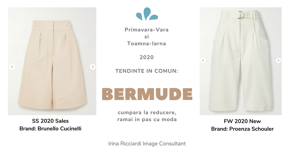 trend moda 2020 bermude business