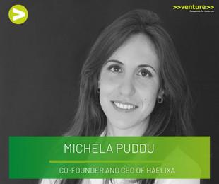 Interview with 2017 >>venture>> winner Dr. Michela Puddu (CEO Haelixa)