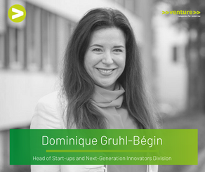 Interview with Dominique Gruhl-Bégin (Head of the Startup Division at Innosuisse)