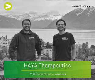 2019 >>venture>> winner is MedTech startup for fibrotic disease therapies
