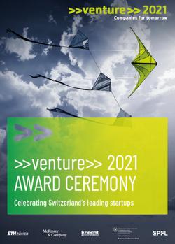 2021 Award Ceremony