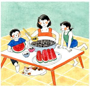 壹品豆漿月曆