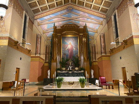 Join a Liturgical Ministry!