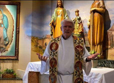 An Easter Message from Fr. Greg!