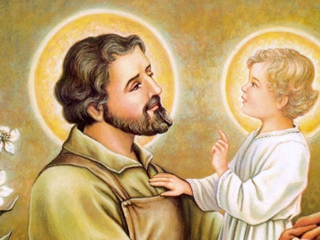 Friday Abstinence and the Solemnity of St. Joseph