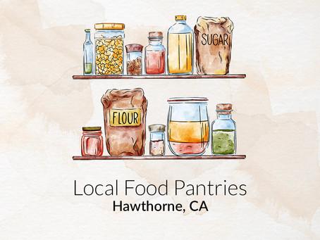 Local Food Pantries