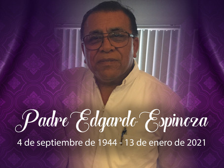 Misa Memorial para el Padre Edgardo