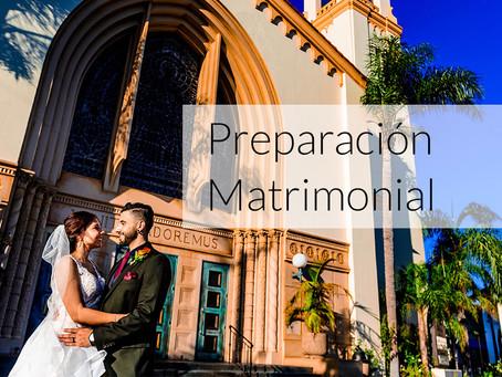 Preparación Matrimonial