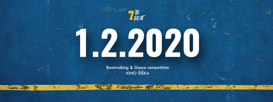 7 To Beat - Beatmaking and dance competition