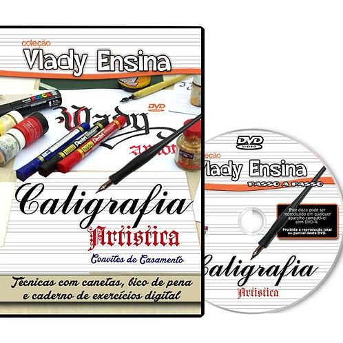 Caligrafia Artística - Col. Vlady Ensina