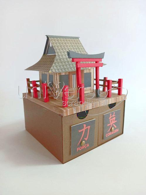 Templo Caixa de Chá