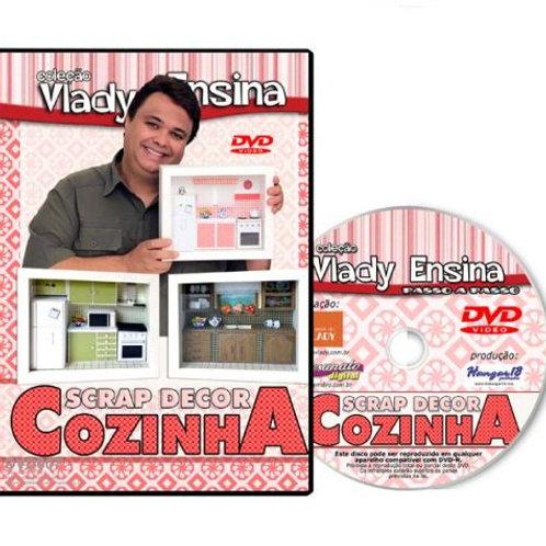 Scrap Decor - Cozinha - Col. Vlady Ensina