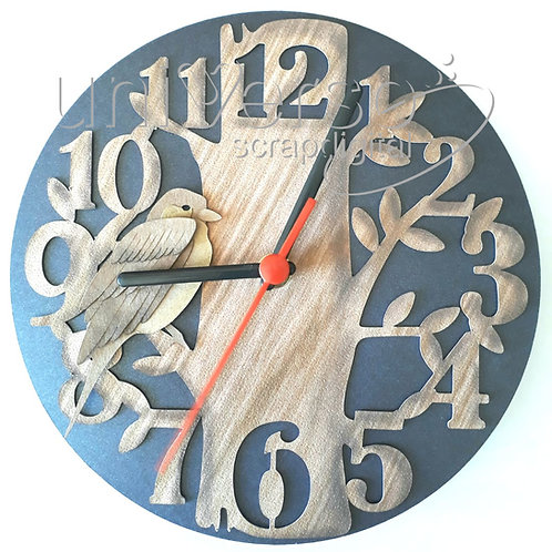 Relógio de Parede - Uso Comercial