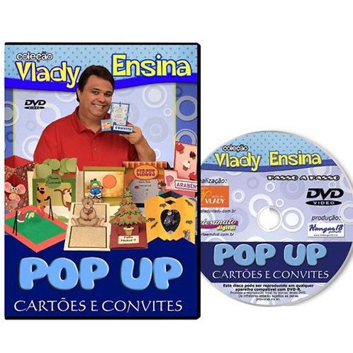 Pop UP - Cartões e Convites - Col. Vlady Ensina