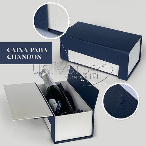 Caixa Chandon - Uso Comercial