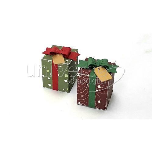 Caixa de Presente com Laço