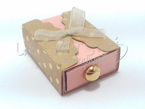 Mini Caixa Lembrança