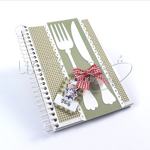 Caderneta de Receitas