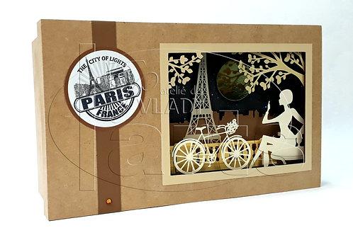 Caixa Paris- RESGATE DO CUPOM