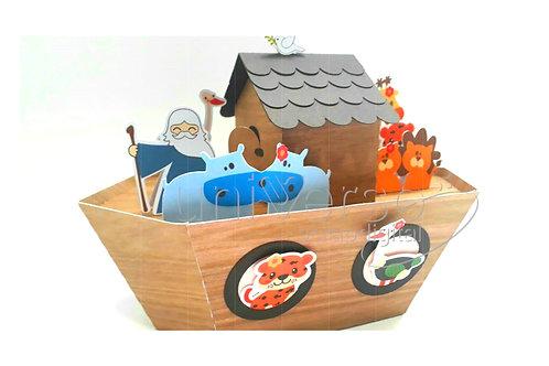 Arca de Noé - Uso Comercial