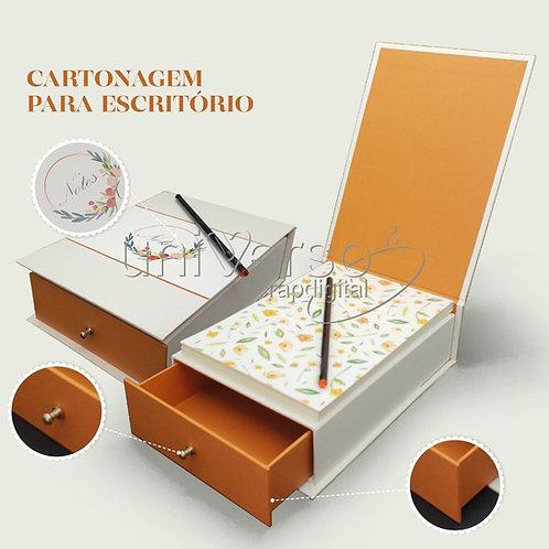 Caixa Notes - Uso Comercial