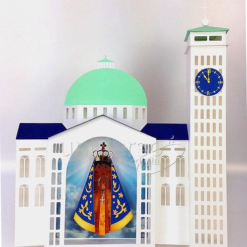 Basílica de Aparecida - Uso  Comercial